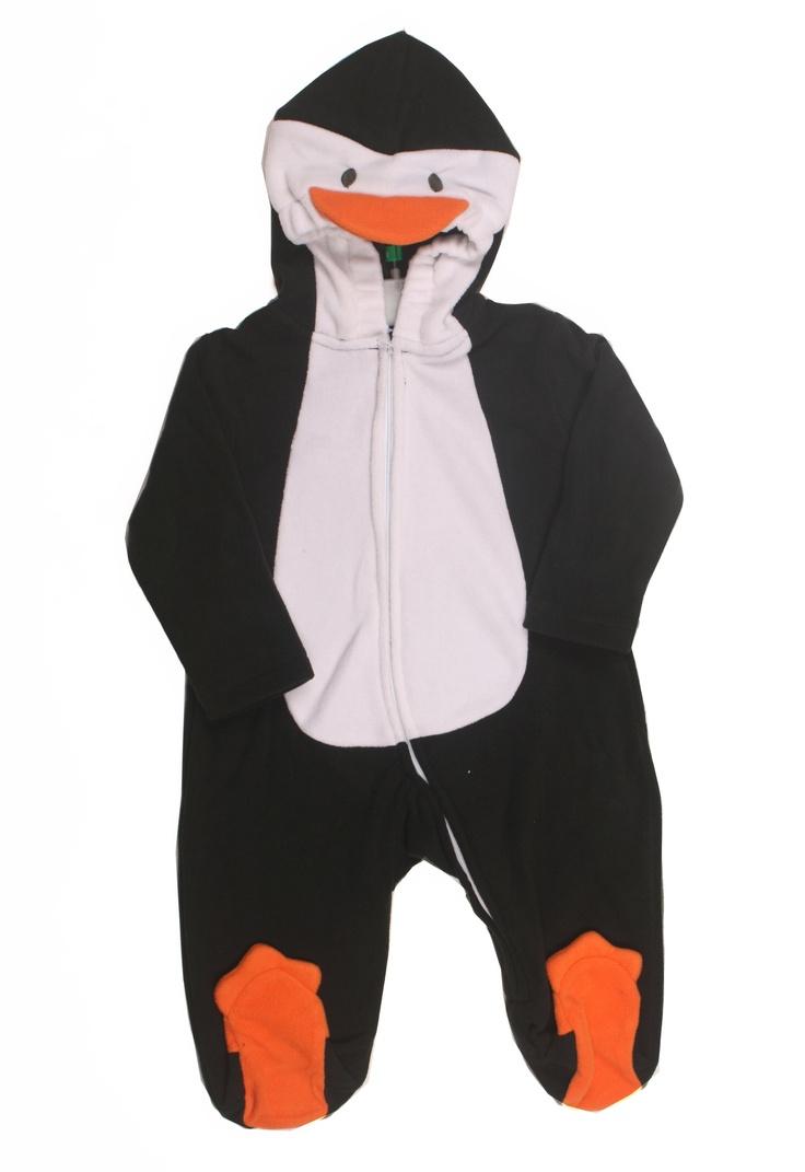 Pijama/disfraz Pingüino bebé  Precio: 15.99€