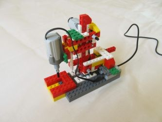 Продукт: sverlilnyi stanok - lego wedo