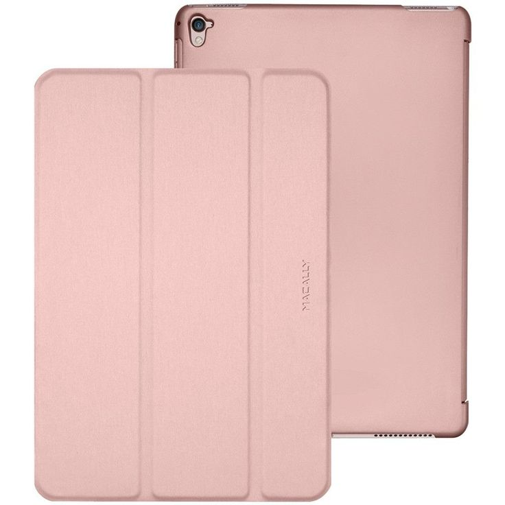 Macally Ipad Pro Case & Stand (rose Gold)