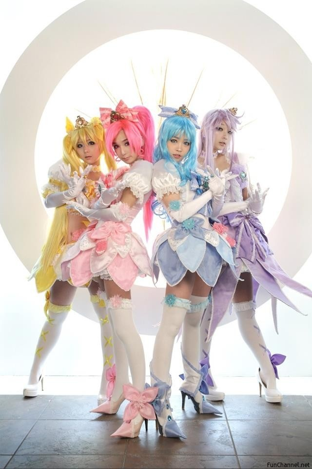 All Pretty Cure Cosplay Pinterest Cosplay Too Cute