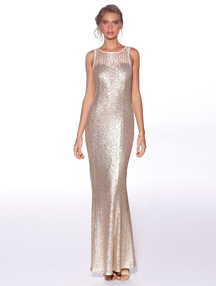 Romance - Arianna Sequin Gown