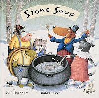 Mini-musical (uses Kodaly and Orff instrumental/learning techniques) based on the book Stone Soup. Would be perfect for a short program. Kodaly and Orff Music Teacher's blog