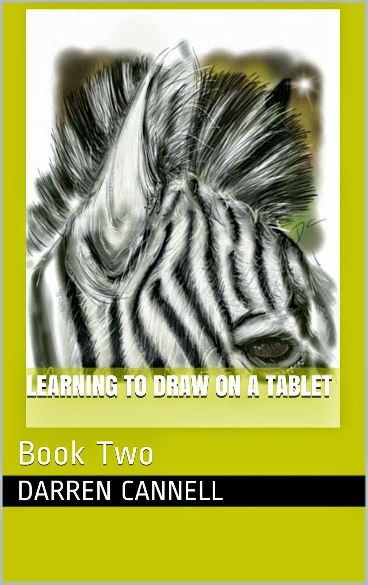 Teaching and Developing online: Learning to draw on a tablet Book 2