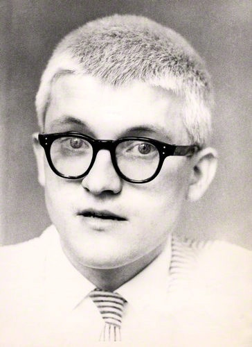 David Hockney, by Lord Snowdon, 1965 © SNOWDON / Camera Press via http://www.npg.org.uk