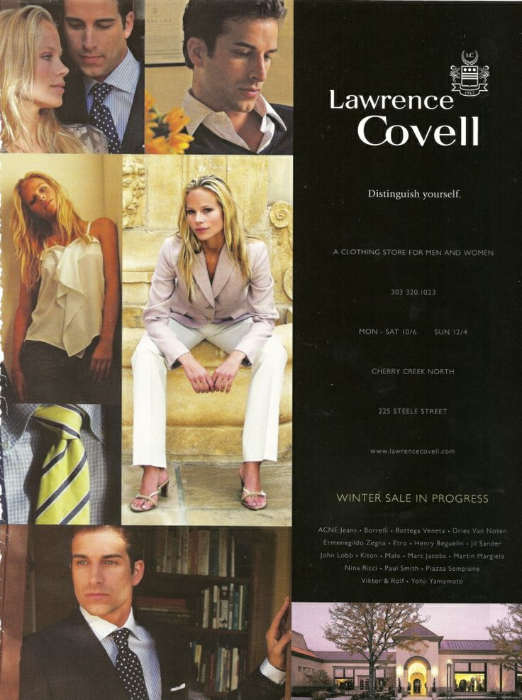 Lawrence Covell catalog