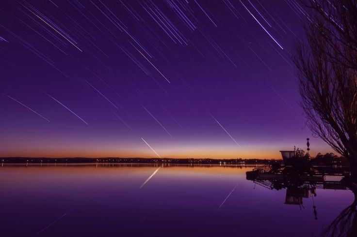 Venus Rising Star Trail by Michael Jones - Photo 79138861 - 500px