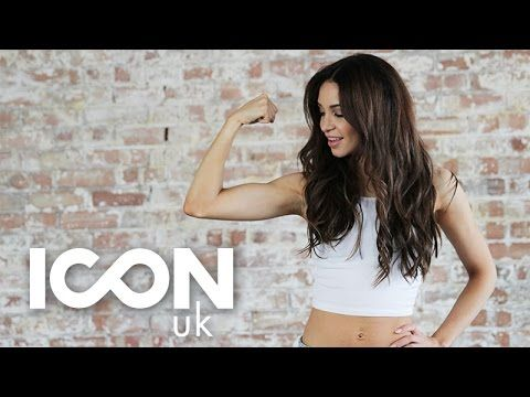 Workout: Get Toned Arms for Summer | Danielle Peazer - YouTube