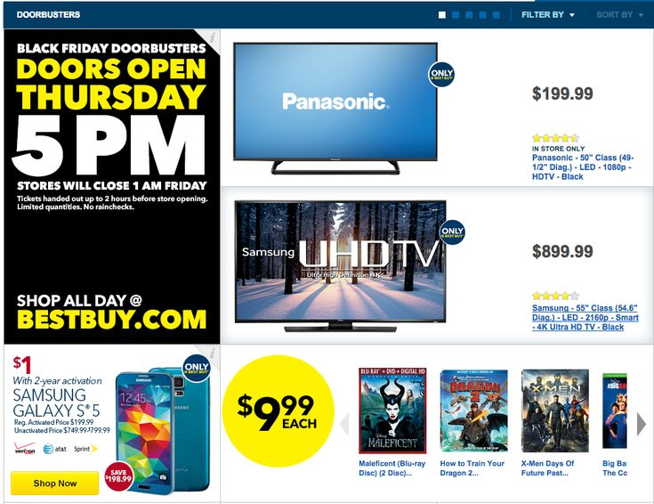 Best Buy Black Friday Ad Scan and Deals :  Check it out here!!