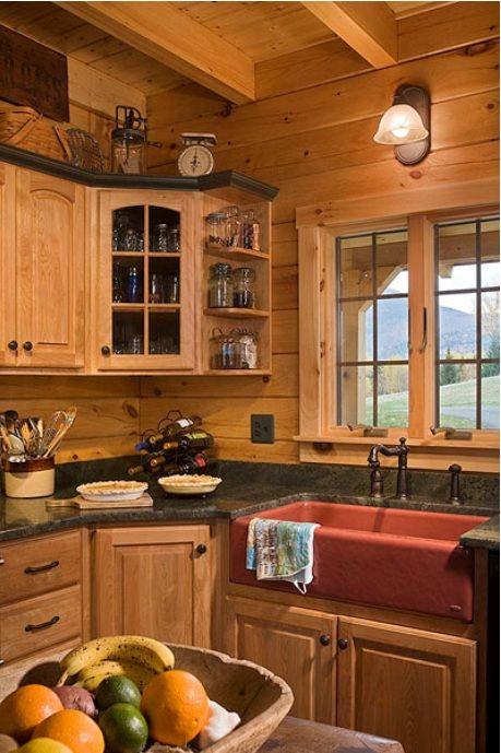 kitchen  coventryloghomes.com
