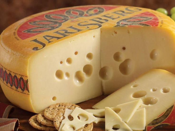 Рецепт сыра Ярлсберг | Рецепты сыра | Сырный Дом: все для домашнего сыроделия