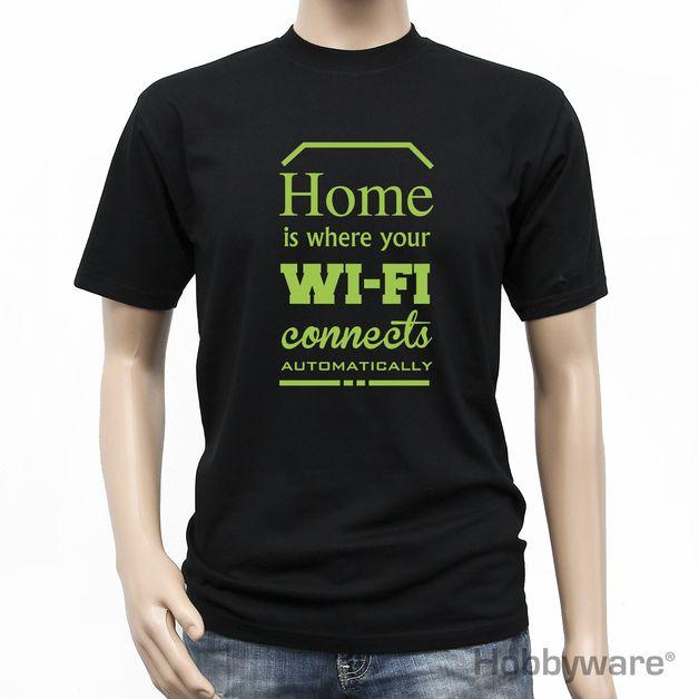 "T-Shirt ""WI-FI"""
