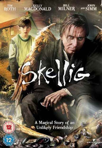 Skellig - Book into movie. Unusual,  difference and acceptance, kindness and healing.