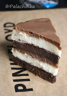 Maybe it's because I gave up chocolate for Lent, but these layers of goodness are simply irresistible.