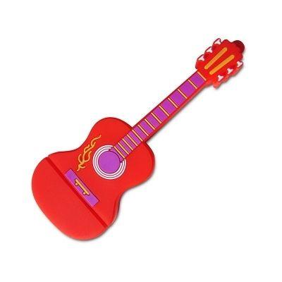 Pendrive Gitara pomieści w sobie 8 GB Twoich najważniejszych dokumentów, najfajniejszych zdjęć czy ulubionej muzyki. Może służyć też jako breloczek. To wymarzony prezent dla osób, które uwielbiają ten wyjątkowy instrument.