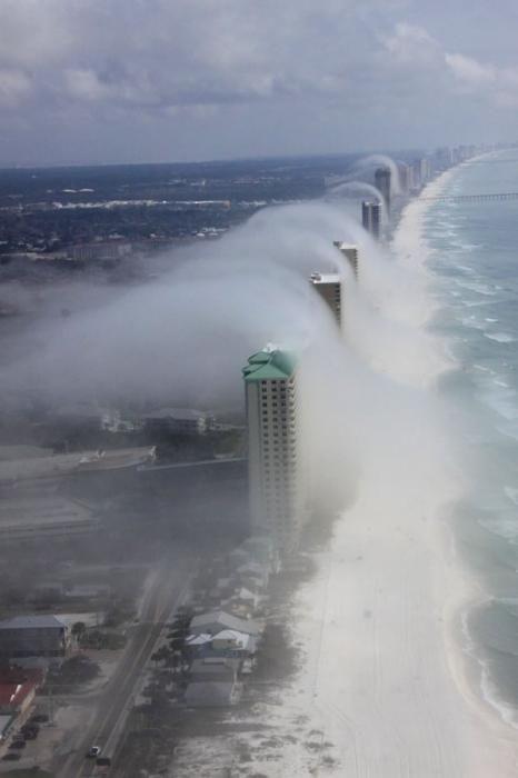 Tsunami en Florida…, pero de nubes (Fotos) | Curiosidades