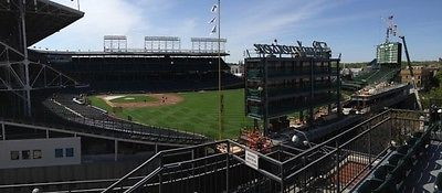 #tickets 2 Tix Chicago Cubs-Indians World Series Tickets Wrigley Rooftop 10/28 Game 3 please retweet