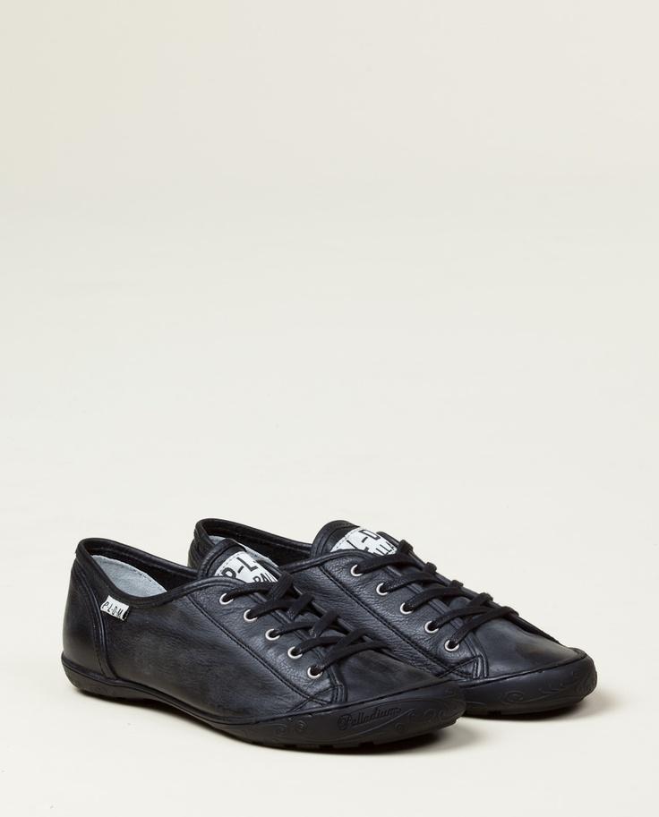 game cash, Chaussures basses en cuir, P-L-D-M by Palladium.