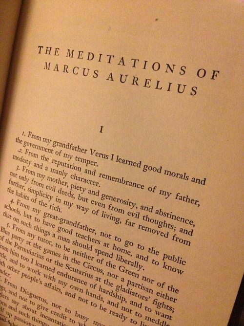 Marcus aurelius essay