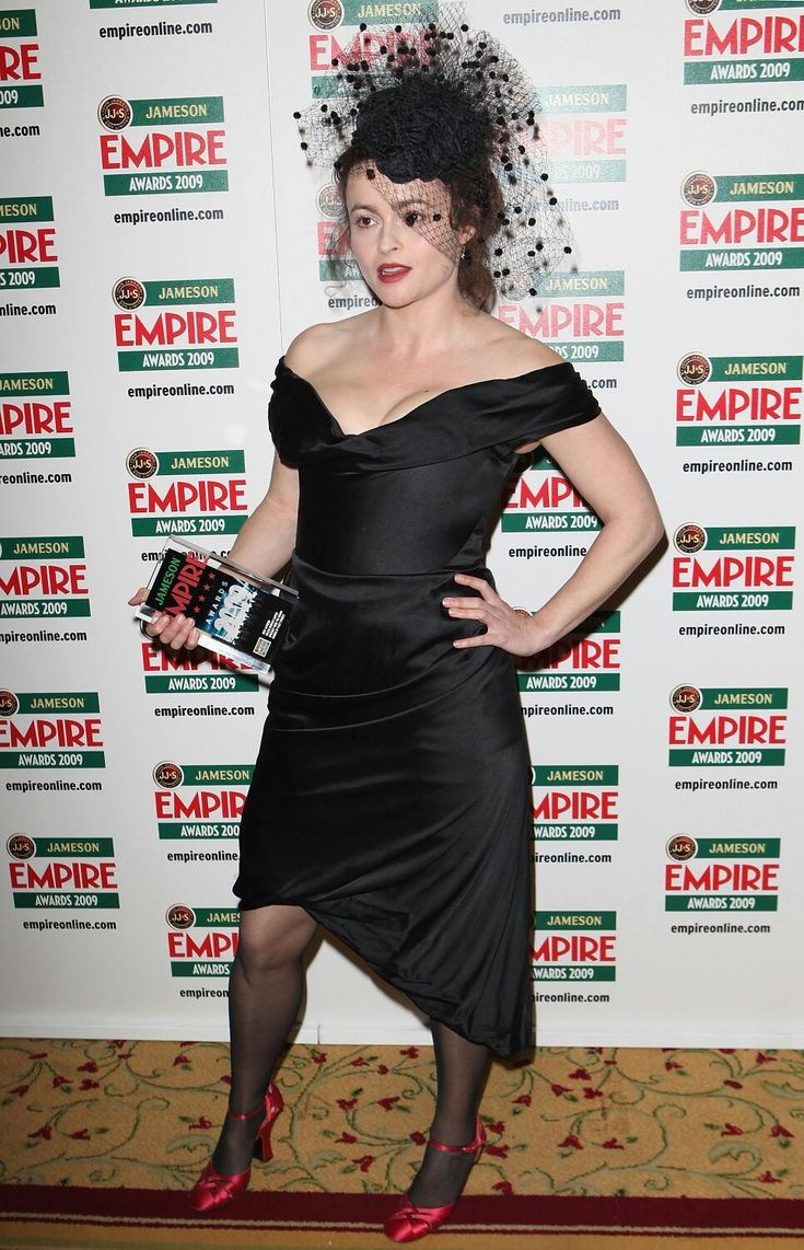 Helena Bonham Carter at the 14th Annual Empire Movie Awards | 29 March 2009