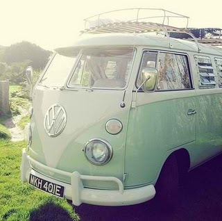 i badly want a vw bus.