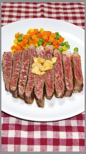 元ハンバーグ職人直伝!牛ステーキの焼き方