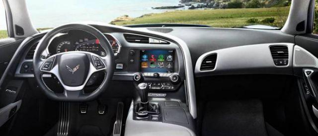 2017 Chevrolet Corvette Z06 Interior