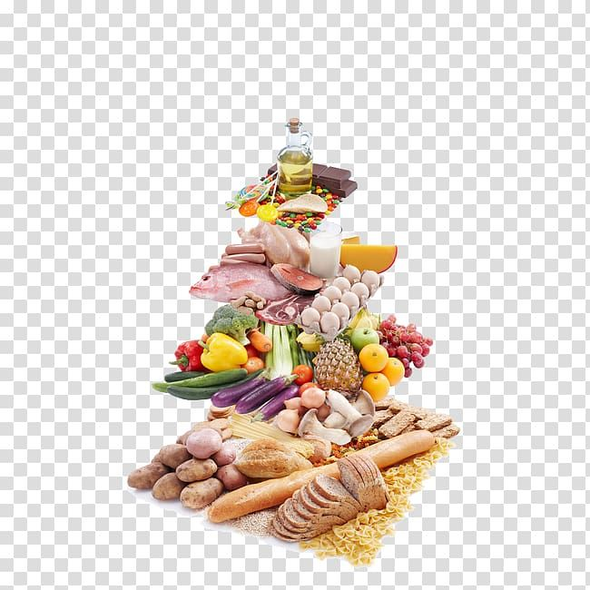 Cooked Foods And Vegetable Illustration Healthy Diet Food Pyramid Healthy Eating Pyramid Health Healthy Eating Pyramid Healthy Diet Recipes Healthy Diet Tips