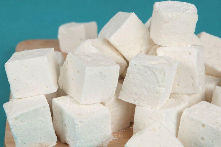 Vanilla Marshmallows | Recipe | Marshmallows, Bourbon and Vanilla