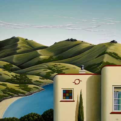 Lemon Meringue Pie by Hamish Allan for Sale - New Zealand Art Prints