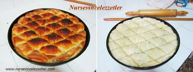 Patlıcanlı El açması Börek Nasıl Yapılır  Arnavut Böreği Tarifi  Patlıcanlı Börek     Patlıcanlı börek  tarifi benim facebook  ve bloğ taki...