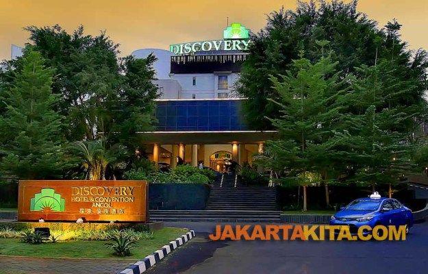 Jakartakita.com – Discovery Hotel & Convention Ancol menawarkan beragam promo menarik sepanjang bulan November 2015 ini. Hotel & Convention yang berlokasi di bilangan Ancol Taman Impian ini memiliki dua restaurant, satu pastry shop dan ...