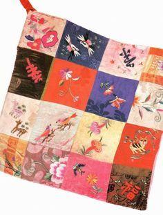 조각보 / Korean patchwork clothe