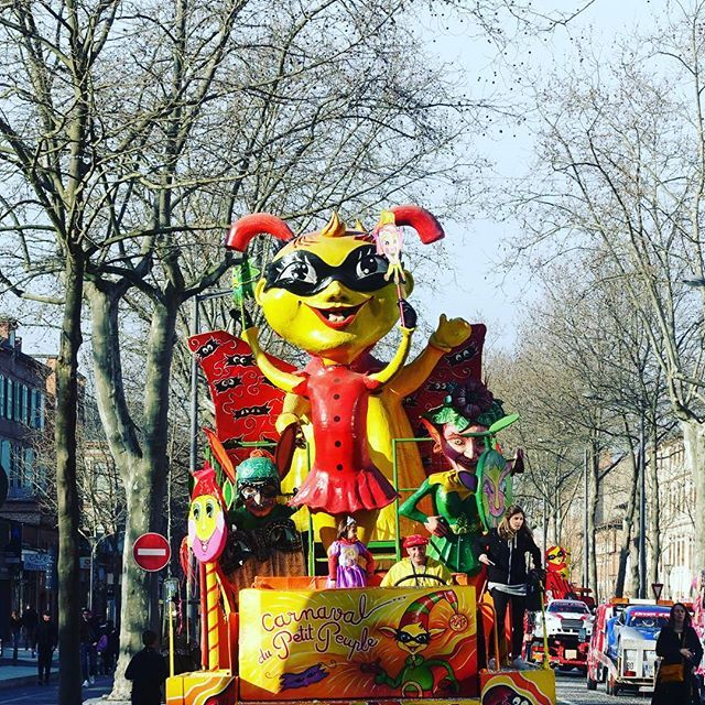 Carnaval d'Albi près de Brin de Cocagne - Chambre d'hôtes écologique de charme dans le Tarn près d'Albi - Brin de Cocagne #occitanie #villealbi #sudouest #brindecocagne #chambredhotesecolo