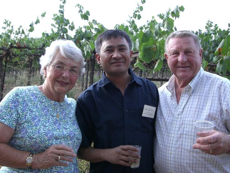 Owner of Ironstone Winery in Sierra Foothills