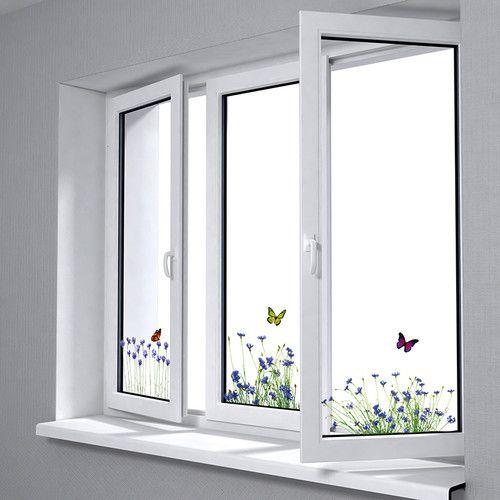 Found it at Wayfair - Spring 6 Piece Window Decal Set