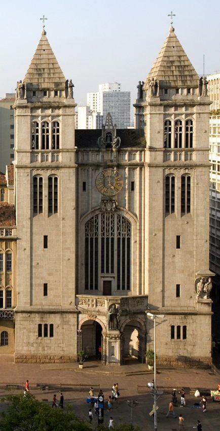 Mosteiro de São Bento em São Paulo, SP