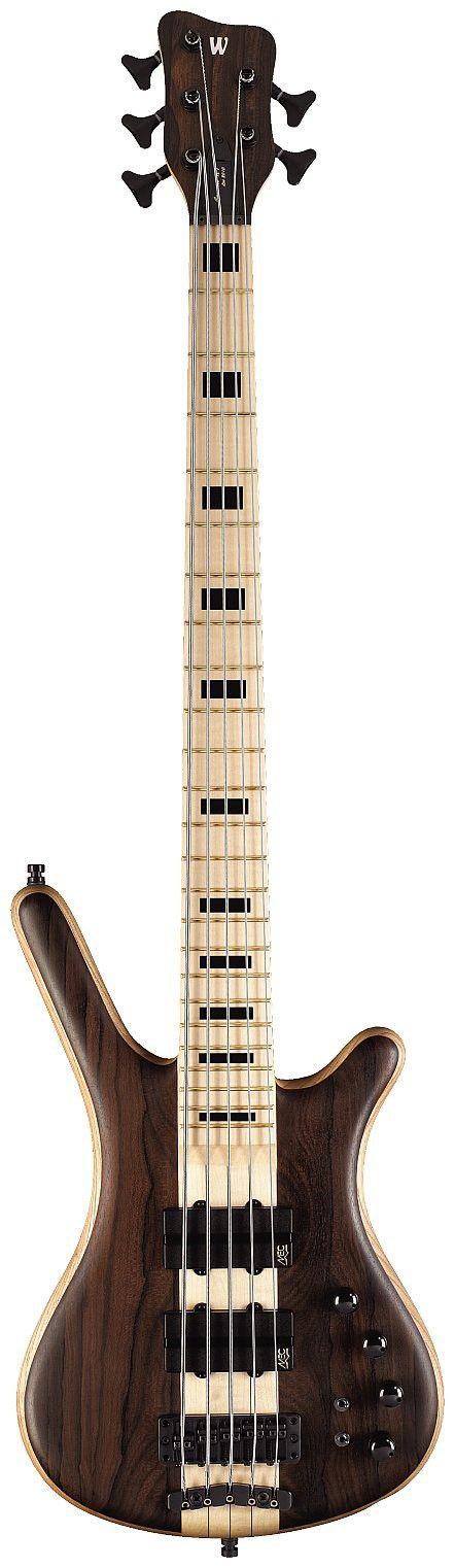 Warwick Corvette NT Limited Edition 2010 Bass