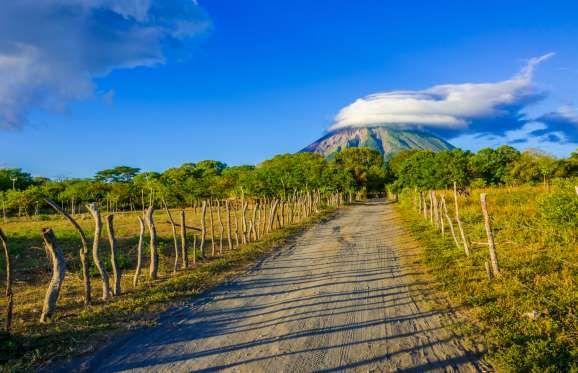 A Nicarágua é um dos países com maior incidência de tremores de terra do mundo – o que significa que... - Shutterstock