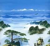 Mountain Huangshan City - Bing Images