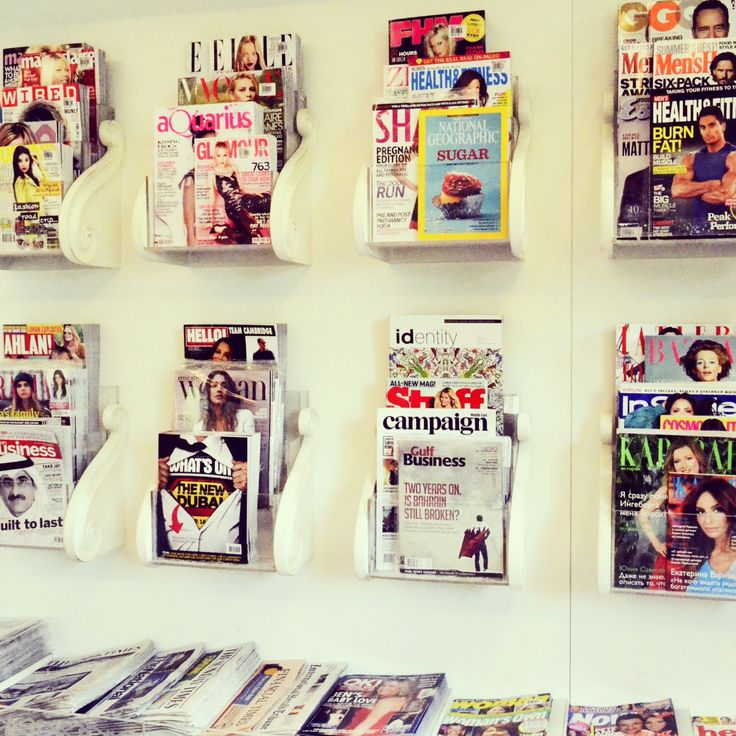 Pick up a magazine from the amazing selection at milK What's your favourite magazine?