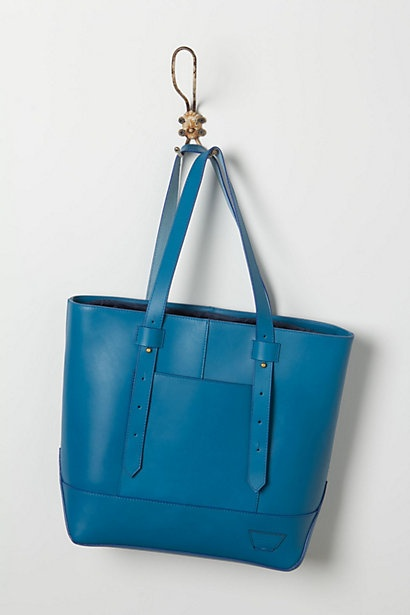 cobalt blue, yes.Totes Anthropologie, Colors Rush, Cobalt Blue, Henley Anthropologie, Anthro Bags, Anthropologie Newbury, Anthropologie 198, Leather, Anthropologie Com Pretty