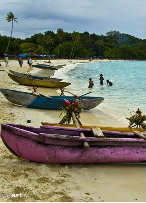 CHAMPAGNE BAY - VANUATU
