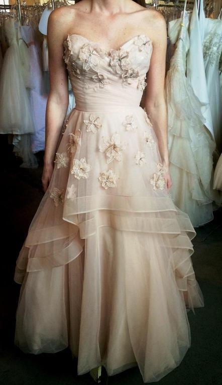 269 best jc wedding dress images on pinterest short for Used short wedding dresses