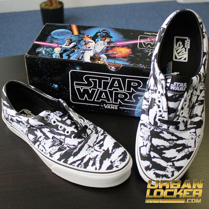 f48b05880e Buy vans x star wars stormtrooper t-shirt