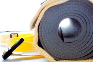 obal na jogovú podložku / for your yoga mat