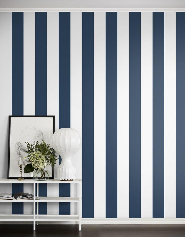 1000 id es sur le th me papier peint rayures sur pinterest papier peint rayures murs. Black Bedroom Furniture Sets. Home Design Ideas