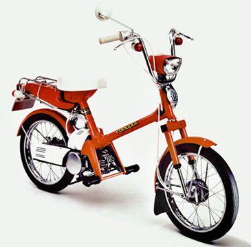 HONDA Moped