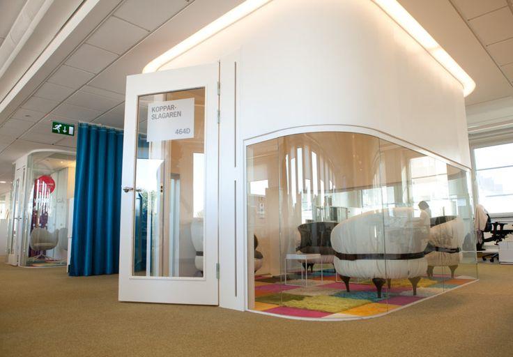 FLEX FLOW SIDE En ventilationslösning som uppfyller design- och luftkrav.