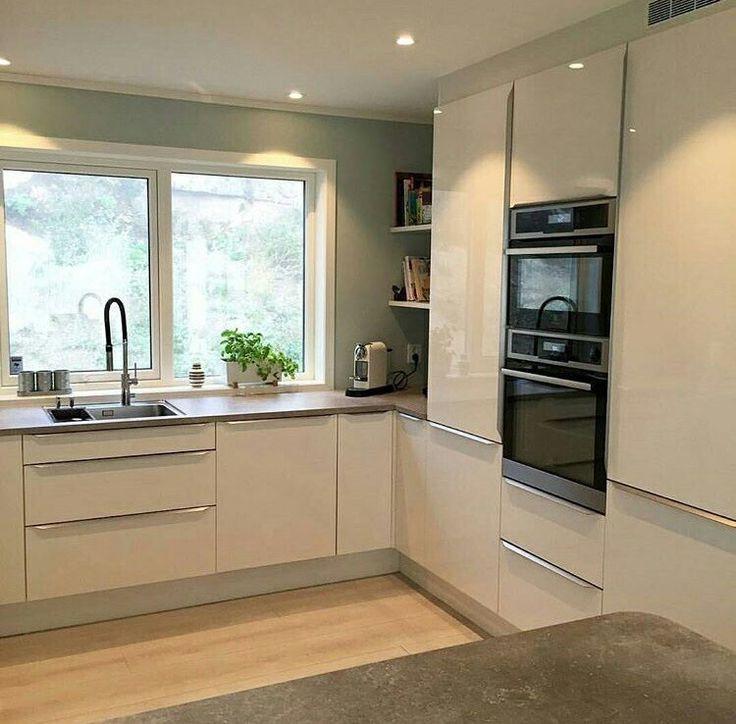 Küchen moderne küche instagram
