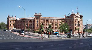 Plaza de Toros Las Ventas - Madrid